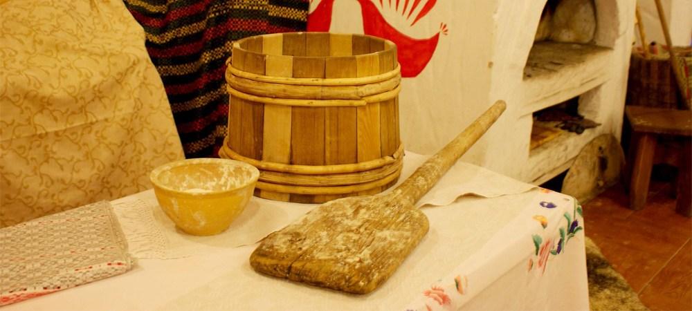 Хлебопекарня в Дудутках