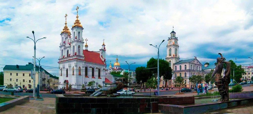 Interesting individual excursion in Vitebsk