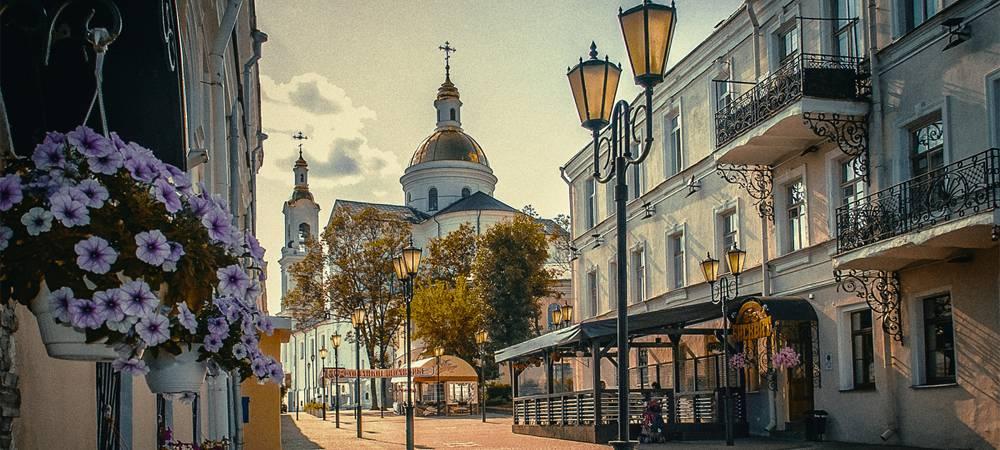 Vitebsk, Suvorov street